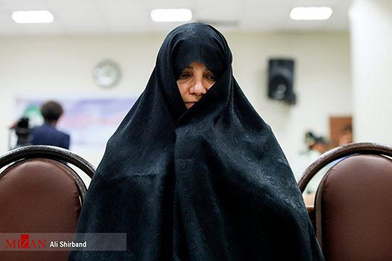 دومین جلسه رسیدگی به اتهامات شبنم نعمتزاده +عکس