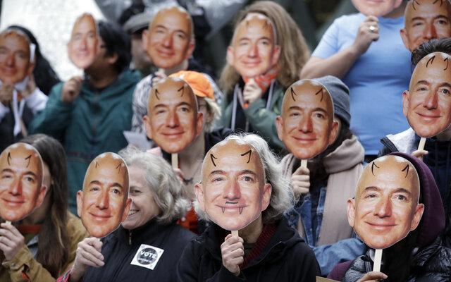 آمازون برای فناوری تشخیص چهره قانون وضع میکند