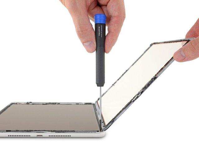 آیپد جدید به رغم افزایش سایز همان باتری سابق را دارد!