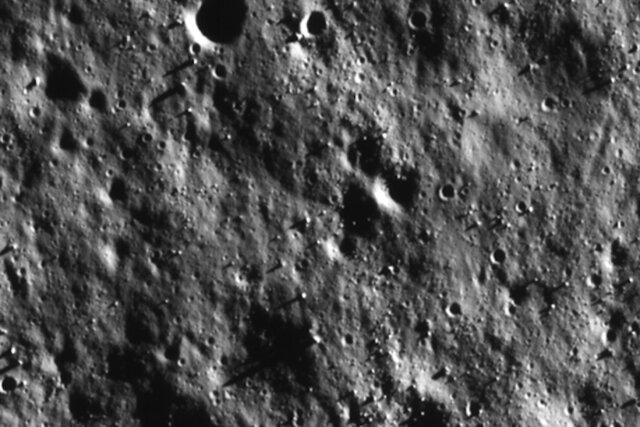 نزدیکترین تصویر از ماه به زمین ارسال شد