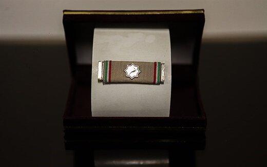 اعطای بالاترین نشان نظامی به سرلشکر باقری +عکس