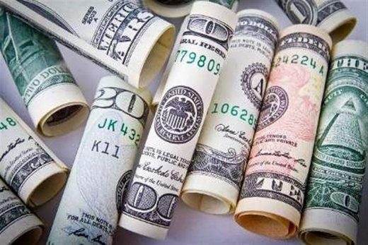دلار یک قدم جلو آمد +جزئیات