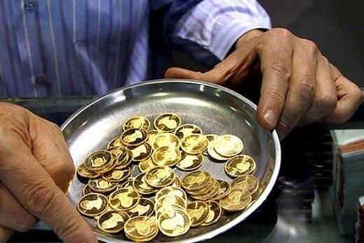کاهش قیمت سکه در بازار تهران +جزئیات