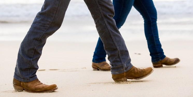 اگر کند راه بروید، زود پیر میشوید
