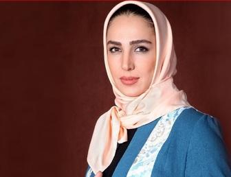 تازه عروس سینمای ایران در سفر +عکس