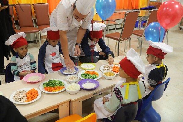 ضرورت رعایت قوانین تغذیه کودکان مبتلا به سرطان