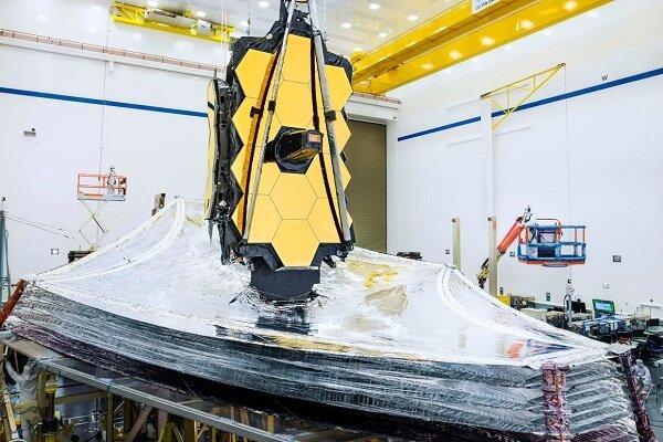 آزمایش موفقیت آمیز سپر خورشیدی تلسکوپ فضایی ناسا