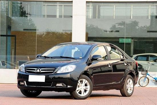 خودروهای چینی ۵۰ میلیونی را بشناسید