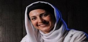 سلام نظامی فاطمه گودرزی به طرفدارانش +عکس