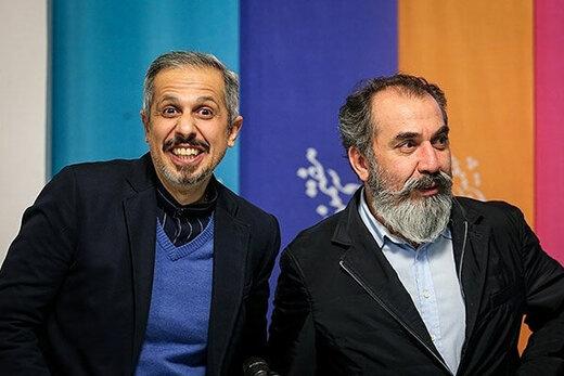 سریال طنز جدید تلویزیون با جواد رضویان و سیامک انصاری