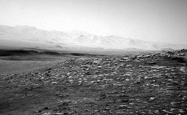 جدیدترین تصاویر ثبتشده از مریخ توسط ناسا