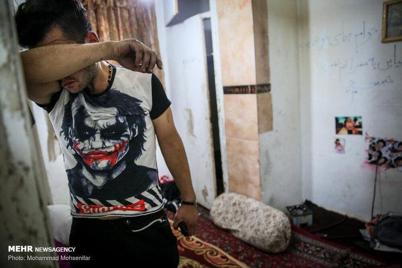 پاتوق خلافکاران در خانههای مجردی +عکس
