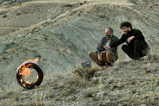 ظاهر متفاوت سحر دولتشاهی در فیلم جدید نیکی کریمی +عکس