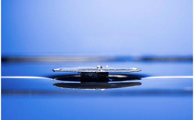ابداع ساختار فلزی که در آب غرق نمیشود