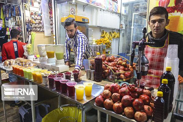 حال و هوای بازار بزرگ تهران +عکس