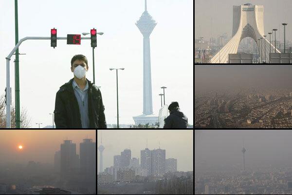 اثرات مخرب آلودگی هوا بر پوست اثبات شده است