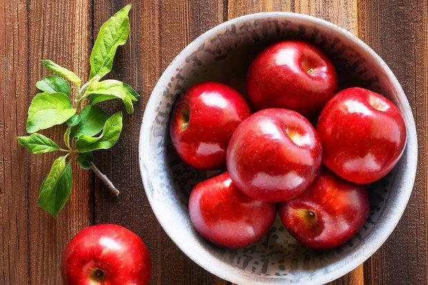تولید سیب هیبریدی شیرین که یک سال تازه میماند