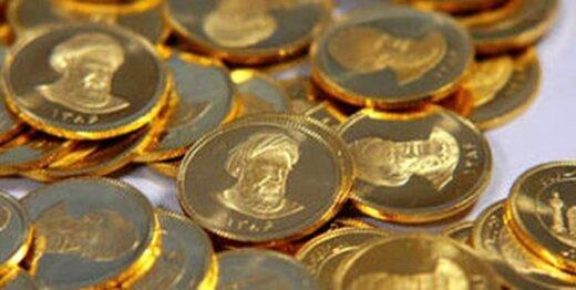 کاهش قیمت سکه در بازار +جزئیات