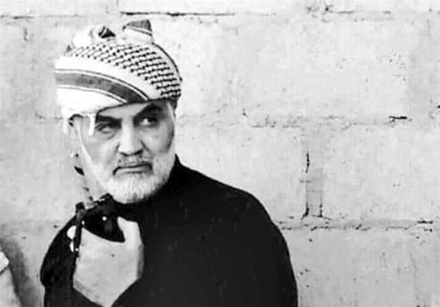 سردار سلیمانی این روزها در عراق است؟ +عکس