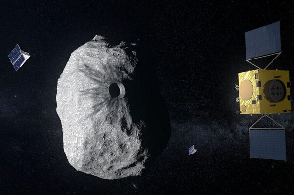 ماموریت آژانس فضایی اروپا برای مقابله با برخورد شهاب سنگها