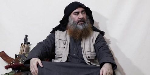 پسر عموی ابوبکر البغدادی بازداشت شد +عکس