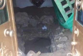 نبش قبر امامزاده جعلی +عکس