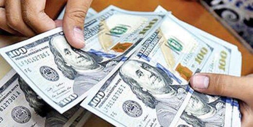 دلار در کانال ۱۲ هزار تومان فرو رفت +جزئیات