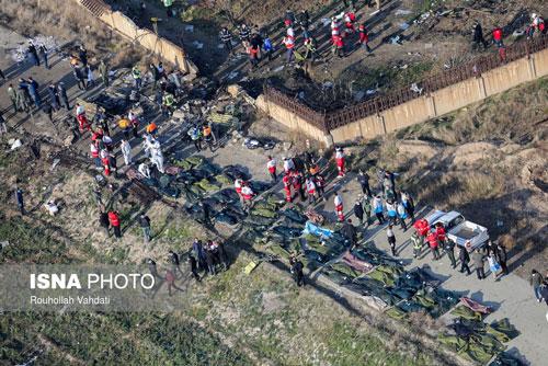 تنها بازمانده سقوط هواپیمای اوکراین به حرف آمد +عکس