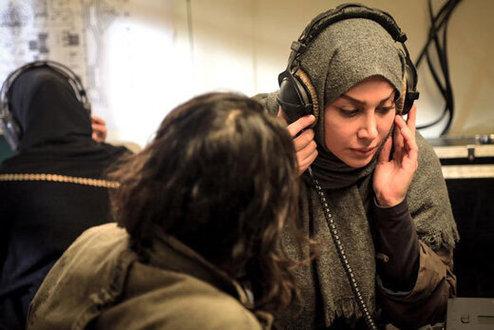 همسر محسن چاوشی در نقش ضدانقلاب +عکس
