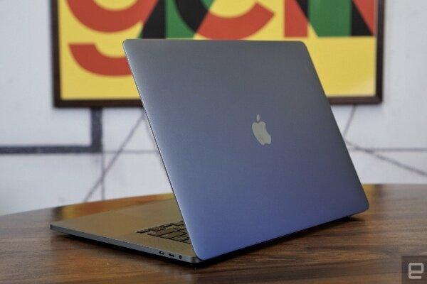 سرعت لپ تاپهای اپل افزایش مییابد