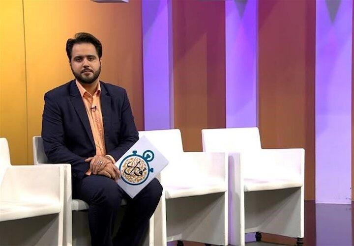 واکنش مجری تلویزیون به قهر از رسانه ملی +عکس