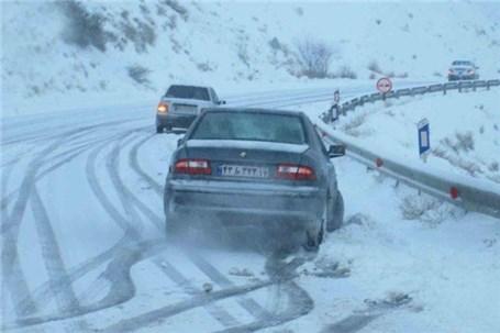 در شرایط برف چگونه رانندگی کنیم؟