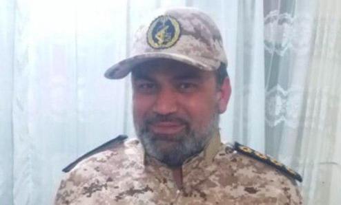 ترور فرمانده بسیج دارخوین شادگان در منزلش +عکس