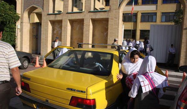 الزام نصب نرم افزار محاسبه پیمایش سوخت توسط رانندگان سرویس مدرسه