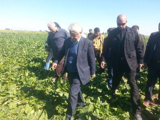 این تصویر از سرپرست وزارت جهاد کشاورزی حاشیهساز شد +عکس
