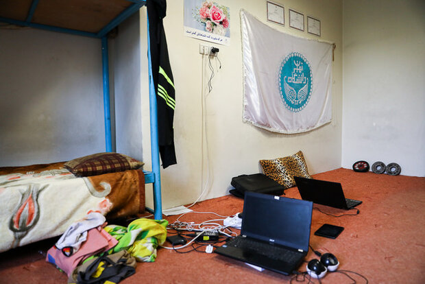 بررسی وضعیت اتاقهای دانشجویی در خوابگاههای دانشگاه تهران
