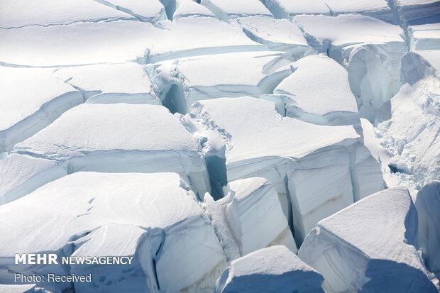 دمای قطب جنوب به ۲۰ درجه سانتیگراد رسید