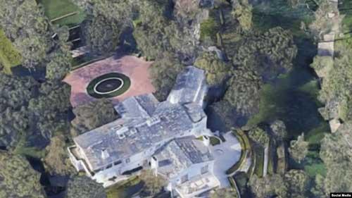 مدیرعامل آمازون، گرانترین خانه لسآنجلس را خرید +عکس