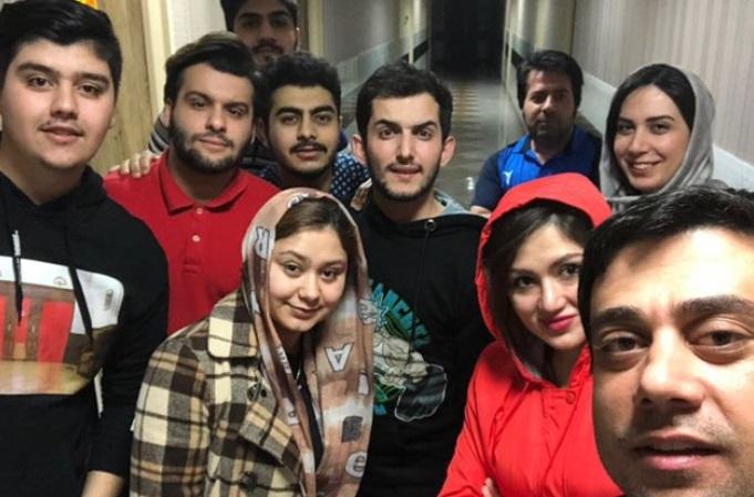 دانشجویان ایرانی بازگشته از چین ۱۴ روز پس از قرنطینه +عکس