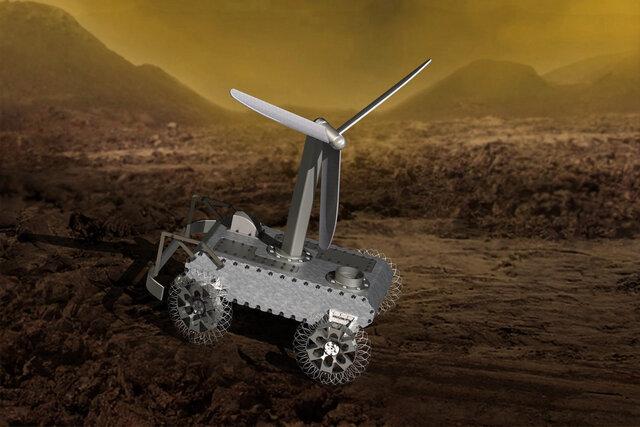 رقابت ناسا برای ساخت حسگری که در زهره دوام بیاورد