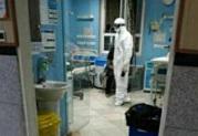 بیمارستان بوعلی قزوین آماده مقابله با کرونا شد +عکس