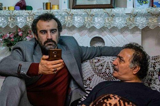 شرط احسان علیخانی برای مصاحبه با نقی معمولی +عکس