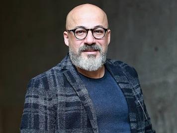 گریم امیر آقایی در فیلمی که هرگز ساخته نشد+عکس