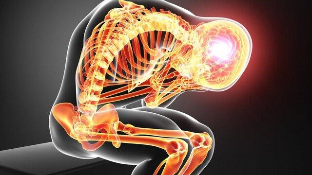 راه حلی برای خاموش کردن کلید مرکز درد در بدن