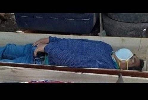 شهرداری که تابوت هم به دادش نرسید+عکس