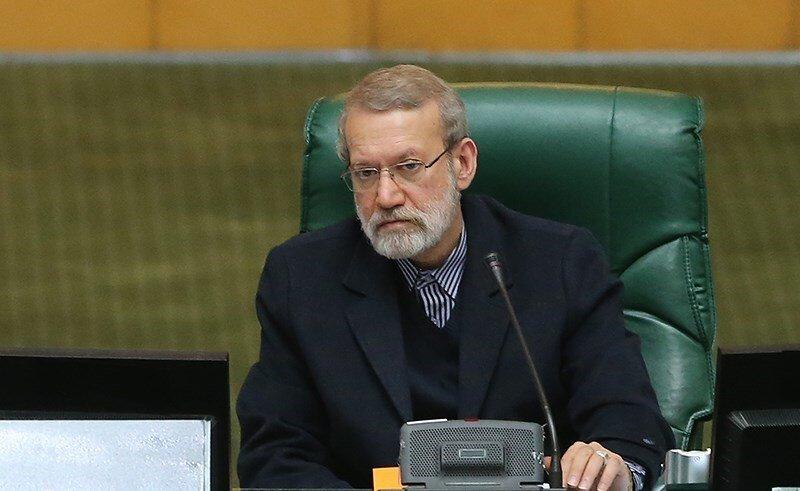 لاریجانی با ریاست مجلس خداحافظی کرد