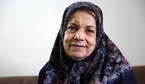 صدیقه کیانفر درگذشت +علت فوت