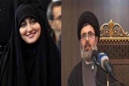 اولین تصویر از نفر دوم حزب الله که پسرش داماد سردار شد+عکس