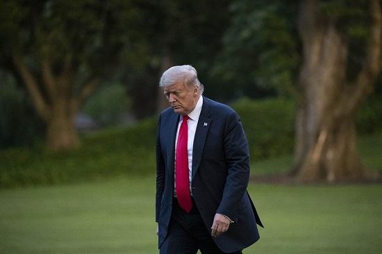 خبر عجیب درباره ترامپ لو رفت