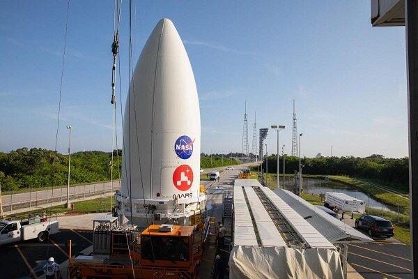 اتصال موفق مریخ نورد پایداری به راکت اطلس